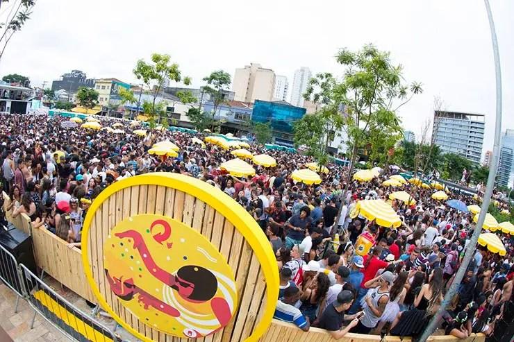 Blocos do Carnaval de São Paulo (Foto