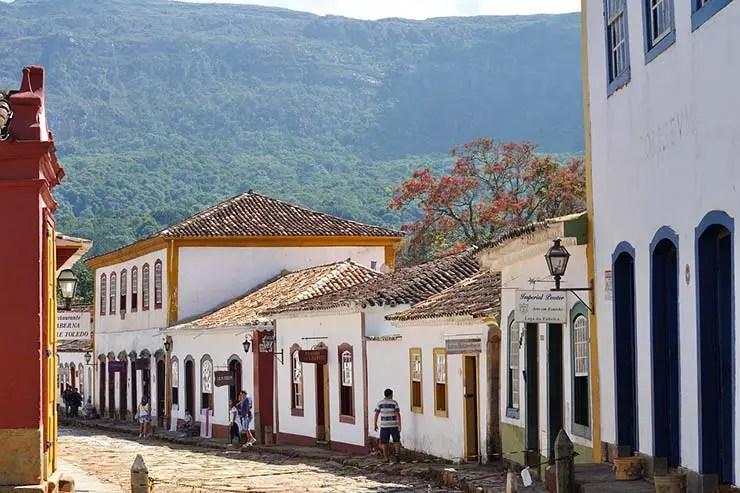 Quando ir pra Tiradentes, MG - Uma das principais ruas da cidade