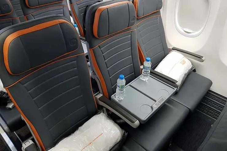 Como é voar com a GOL para Quito - Classe Premium Economy (Foto: Esse Mundo É Nosso)