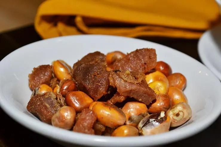 Fritada - Pratos típicos do Equador (FotoLibre Studio via Shutterstock)