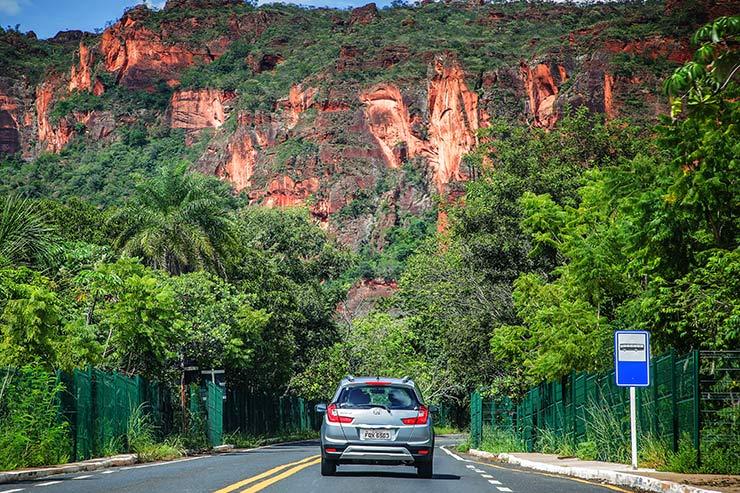 Como chegar na Chapada dos Guimarães de carro (Foto: Divulgação)
