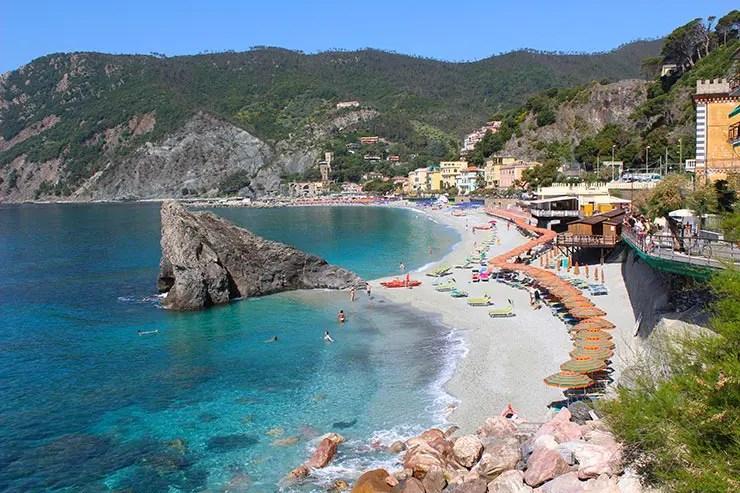 Monterosso a Mare (Foto: Esse Mundo é Nosso)