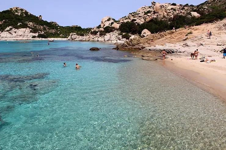 Melhores praias da Itália - La Maddalena (Foto: Esse Mundo é Nosso)