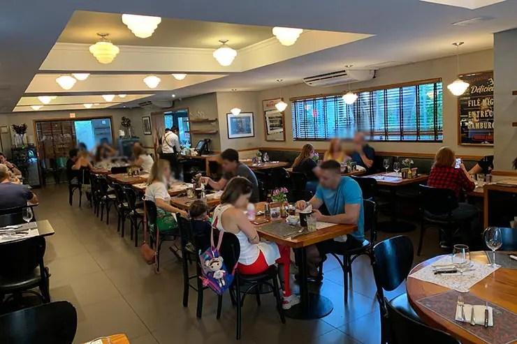 Le Bife - Restaurante de Erick Jacquin (Foto: Esse Mundo é Nosso)
