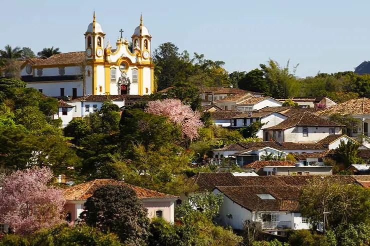 Tiradentes, Minas Gerais (rocharibeiro via Shutterstock)
