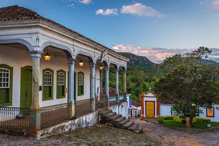 Tiradentes, Minas Gerais (Antonio Salaverry via Shutterstock)