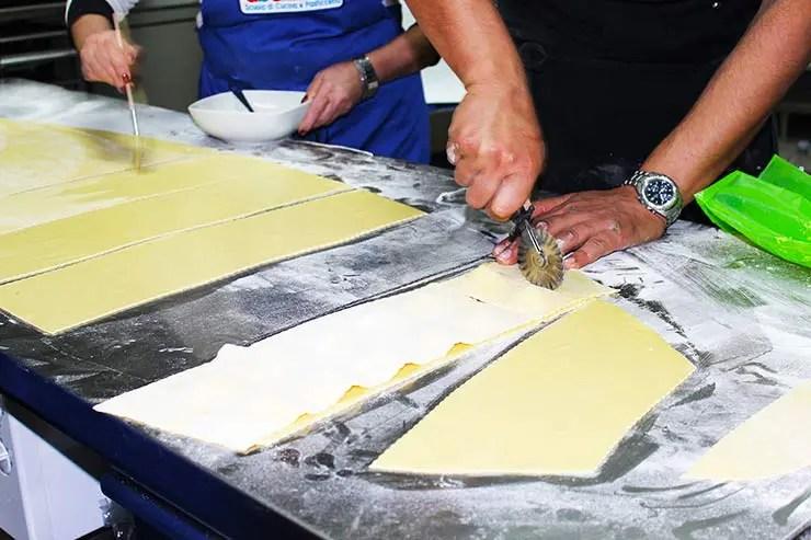 Curso de culinária na Itália (Foto: Divulgação)