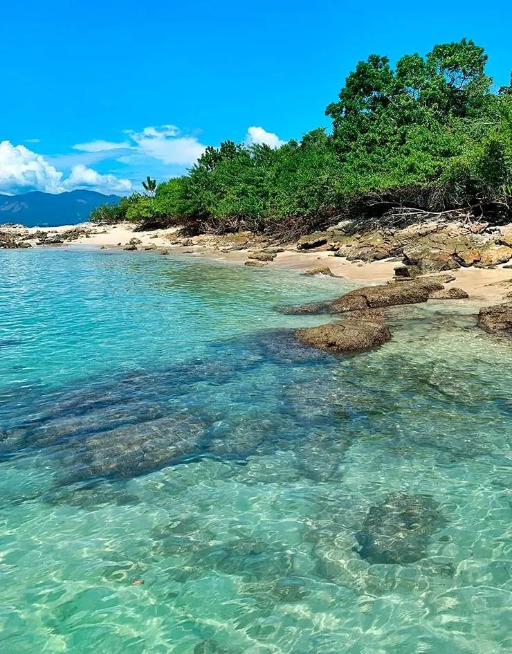 Catagueses - Passeios em Ilha Grande (Foto: Esse Mundo é Nosso)
