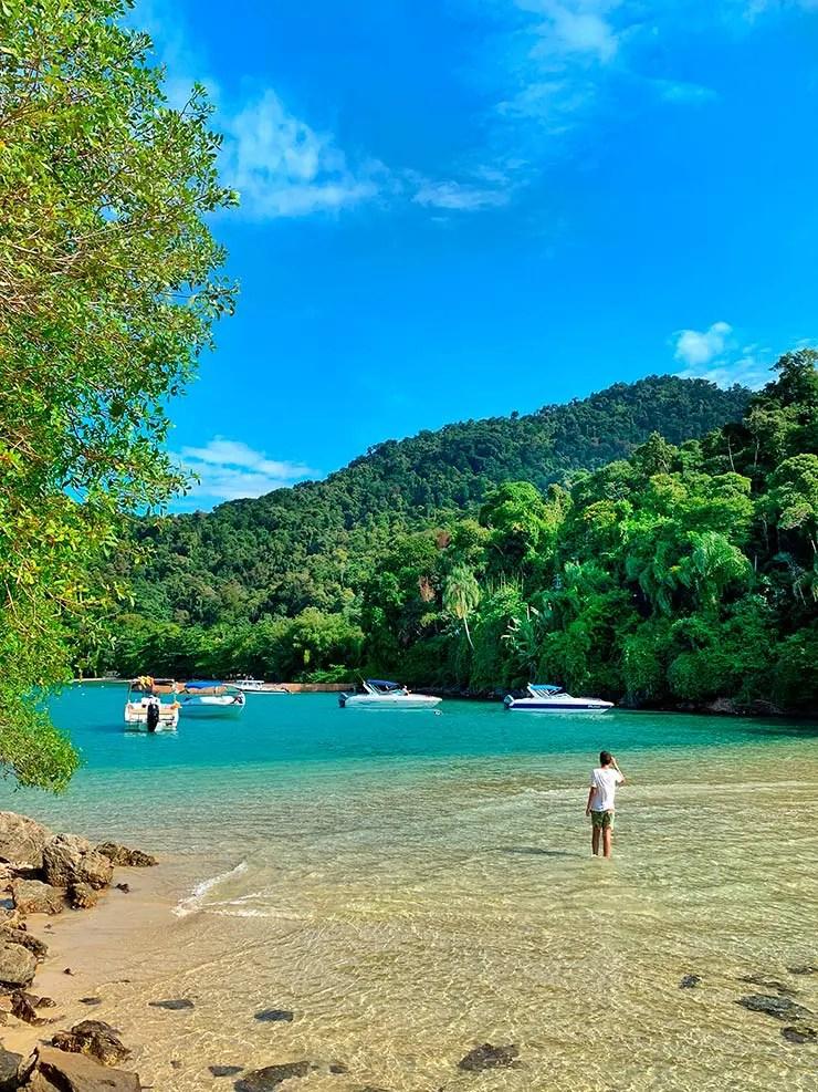 Praia da Piedade - Passeios em Ilha Grande(Foto: Esse Mundo é Nosso)