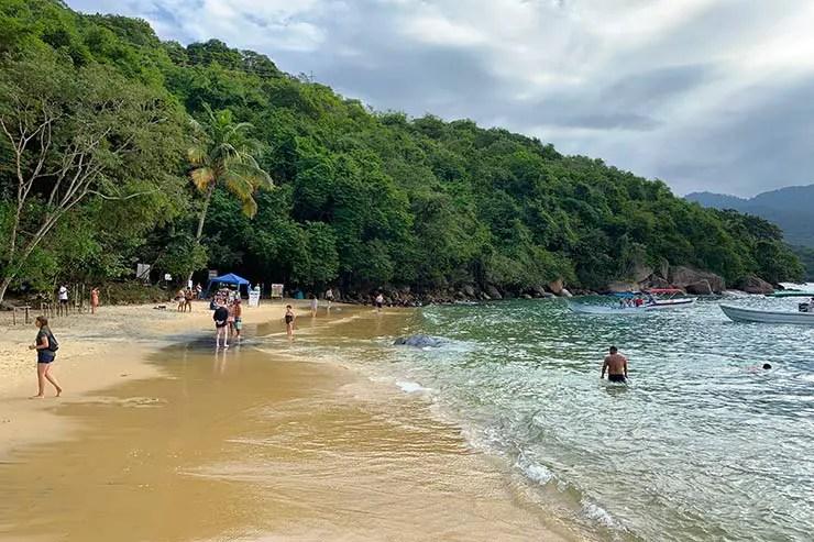 Praia da Feiticeira (Foto: Esse Mundo é Nosso)