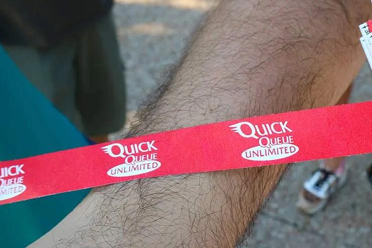 Queick Queue  (Foto: Esse Mundo é Nosso)