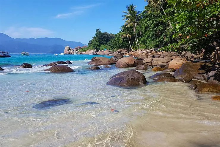 Praia do Aventureiro, Ilha Grande (Foto: Esse Mundo É Nosso)