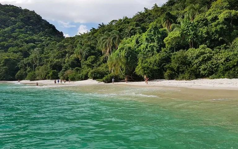 Praia do Dentista, Ilha Grande (Foto: Esse Mundo É Nosso)