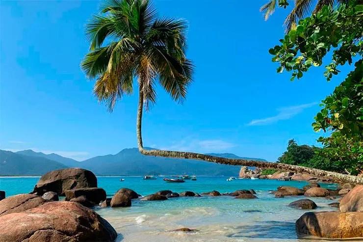 Praia do Aventureiro - Ilha Grande (Foto: Esse Mundo é Nosso)