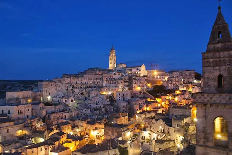 Matera na Itália (Foto: Esse Mundo é Nosso)