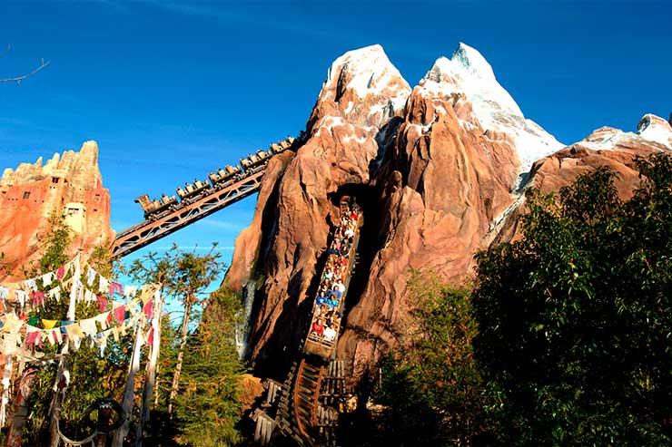 Parques da Disney em Orlando (Foto: Esse Mundo é Nosso)