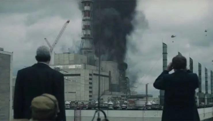 Cena da série Chernobyl, da HBO (Foto: Divulgação)
