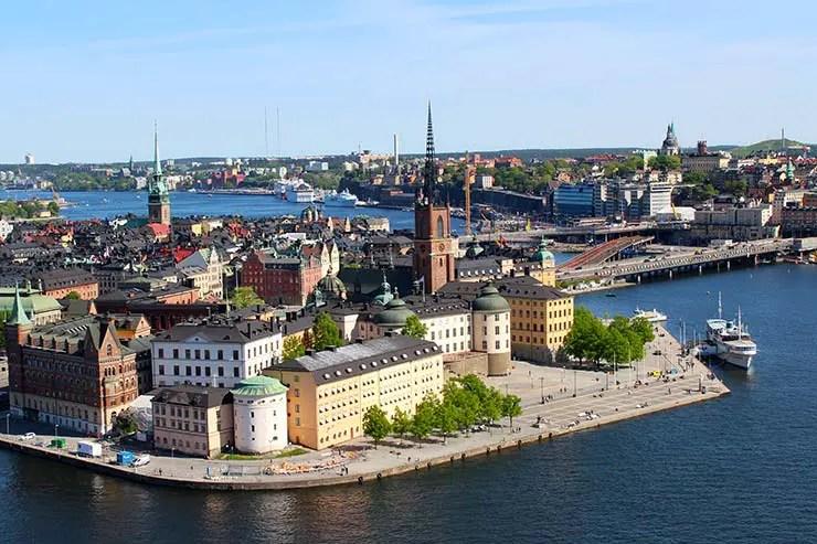 Estocolmo, Suécia (Foto: Esse Mundo É Nosso)