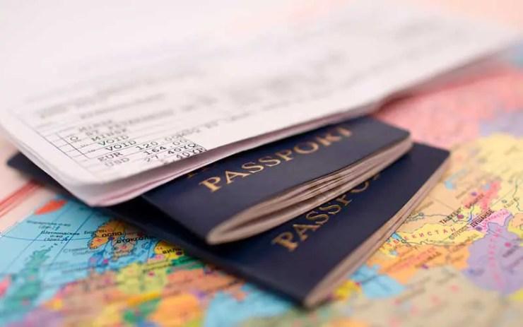 Países para viajar sem passaporte e visto, só com RG (Por Aleksandr Ryzhov via Shutterstock)