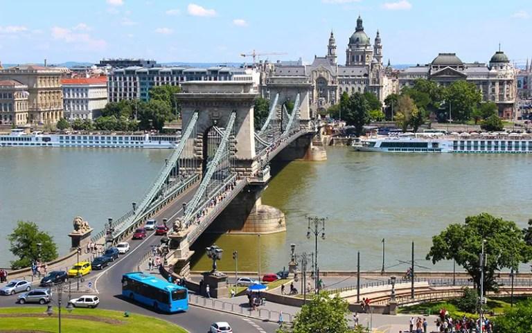 Roteiro por Budapeste (Foto: Esse Mundo é Nosso)
