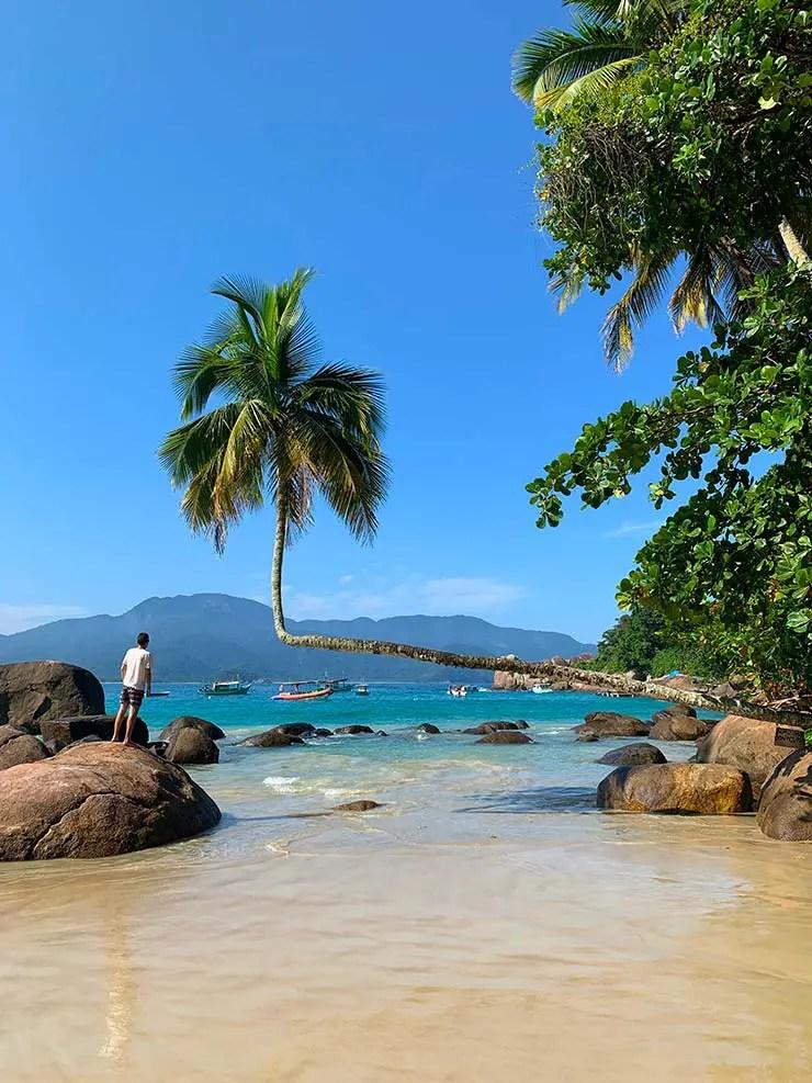 Praias de Ilha Grande: Praia do Aventureiro (Foto: Esse Mundo é Nosso)