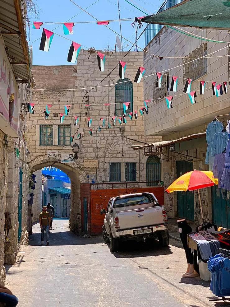 Belém, na Palestina (Foto: Esse Mundo é Nosso)