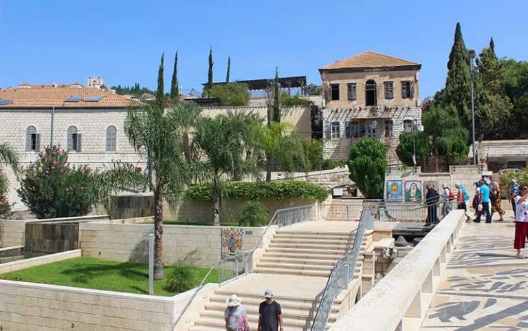 Nazaré, em Israel: A cidade de Maria e José (Foto: Esse Mundo é Nosso)