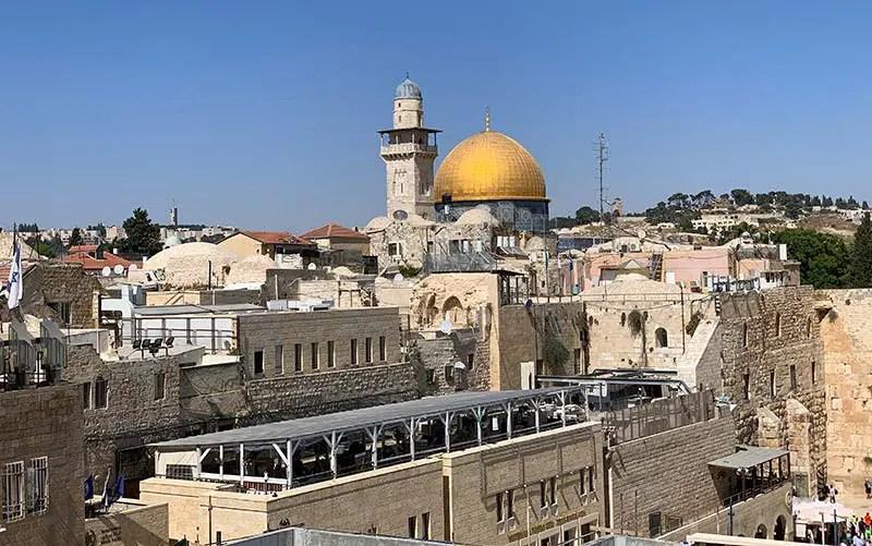 Jerusalém (Foto: Esse Mundo é Nosso)