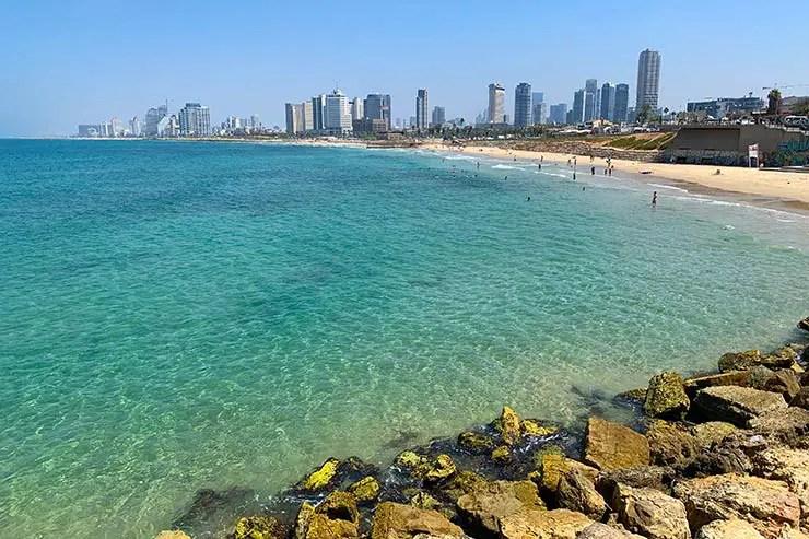 Imigração em Israel : Tel Aviv (Foto: Esse Mundo é Nosso)