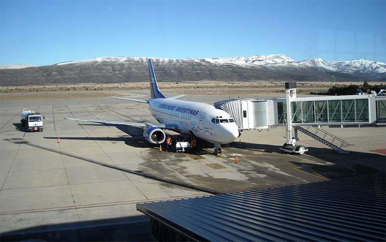 Aeroporto de Bariloche - Foto: Juan Gutmann (CC BY-SA 3.0)