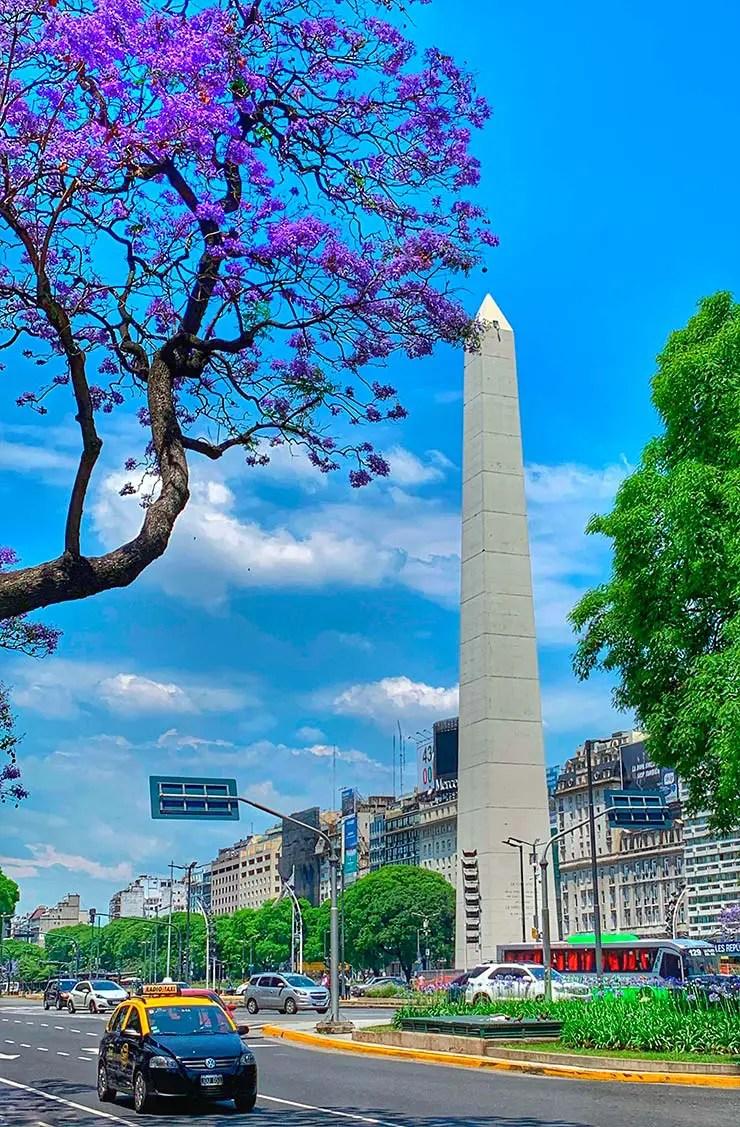 Obelisco (Foto: Esse Mundo é Nosso)