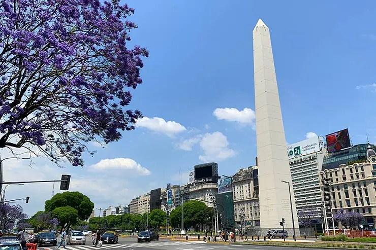Obelisco de Buenos Aires (Foto: Esse Mundo É Nosso)