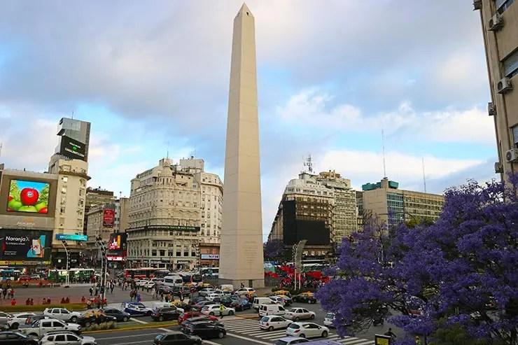 Câmbio em Buenos Aires (Foto: Esse Mundo é Nosso)