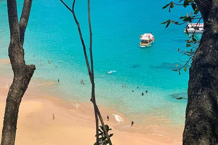 Pacotes de Viagem para Fernando de Noronha - Praia do Sancho em Pernambuco
