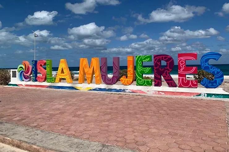 Isla Mujeres, México (Foto: Esse Mundo É Nosso)