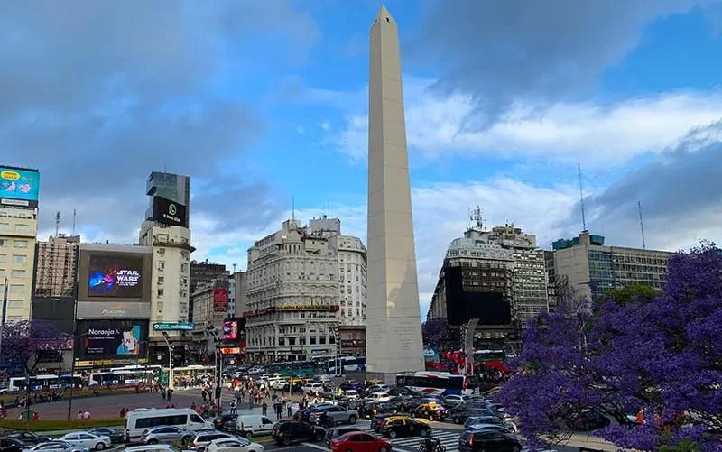 Roteiro em Buenos Aires: Obelisco (Foto: Esse Mundo é Nosso)