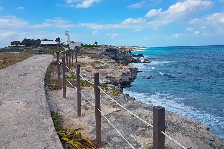 Onde ficar em Isla Mujeres - Puntar Sur Parque El Garrafón (Foto: Esse Mundo É Nosso)