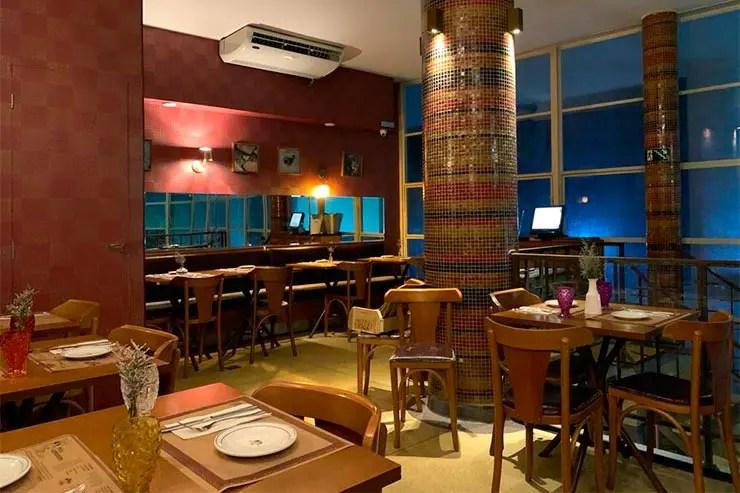 Restaurante Modi em São Paulo (Foto: Esse Mundo é Nosso)