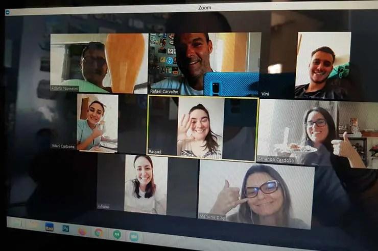 Zoom Cloud Meetings (Foto: Esse Mundo É Nosso)