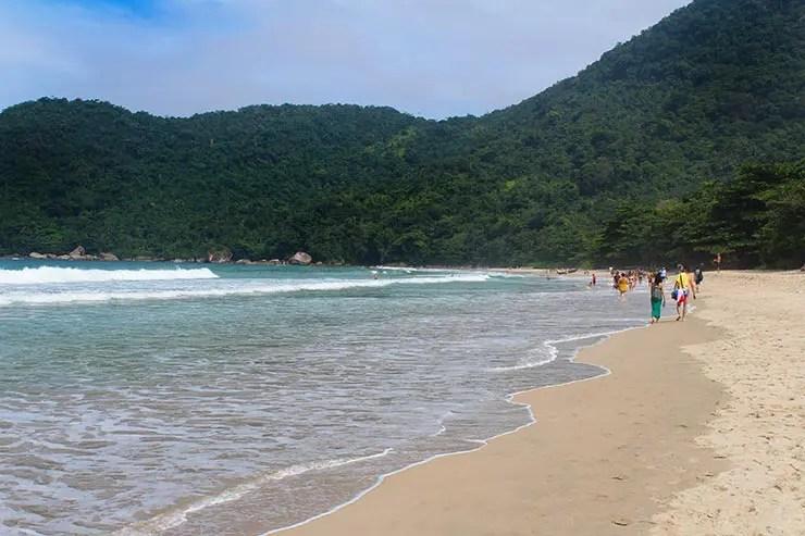 Praia do Cachadaço (Foto: Esse Mundo É Nosso)