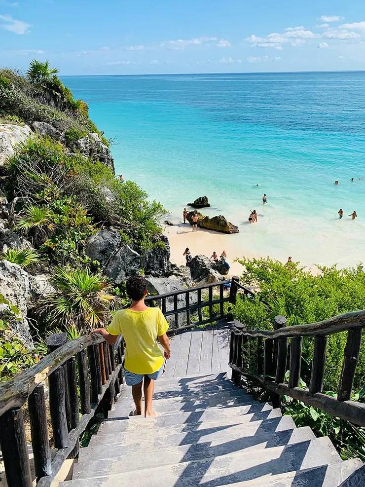 Quantos dias em Cancún e na Riviera Maya: Tulum (Foto: Esse Mundo é Nosso)