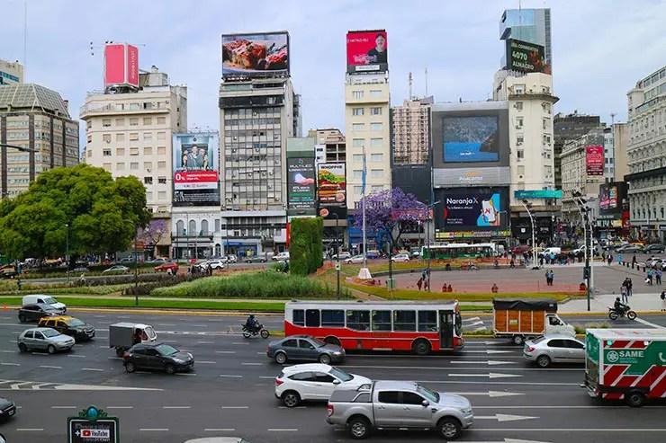 Roteiro em Buenos Aires: Centro da cidade (Foto: Esse Mundo é Nosso)