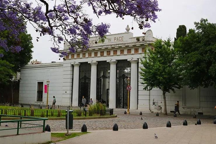 Cemitério de Recoleta (Foto: Esse Mundo é Nosso)
