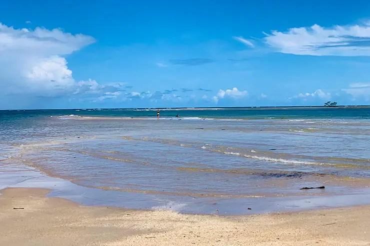 Praias de Boipeba: Pontal dos Castelhanos (Foto: Esse Mundo é Nosso)