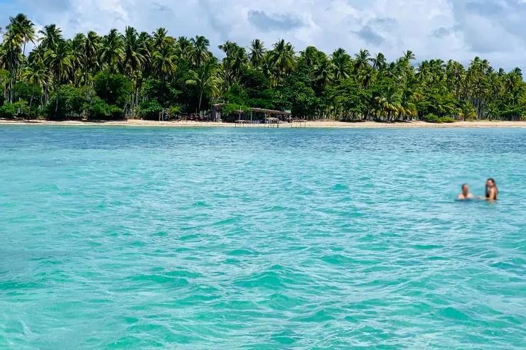 Praias de Boipeba: Piscinas Naturais de Moreré (Foto: Esse Mundo é Nosso)
