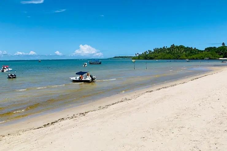 Praias de Boipeba: Moreré (Foto: Esse Mundo é Nosso)