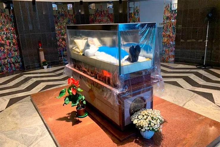 Memorial da Irmã Dulce (Foto: Esse Mundo é Nosso)