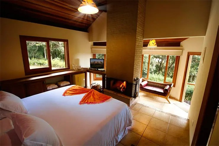 Hotéis e pousadas em Monte Verde: Ahavanoah (Foto: Reprodução/Booking)