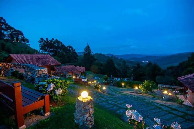 Cantinho das Estrelas em Monte Verde (Foto: Reprodução/Booking)