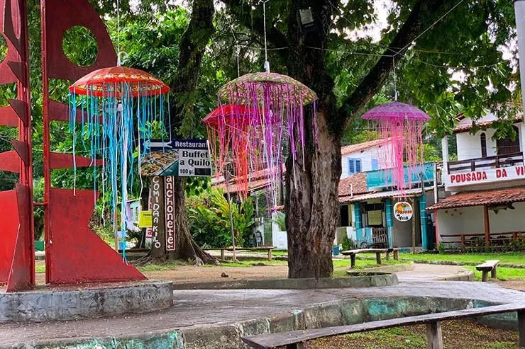 Velha Boipeba, na Bahia (Foto: Esse Mundo é Nosso)